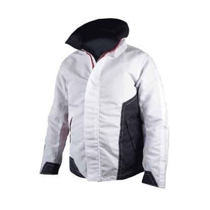 Picture of Sailcloth Jacket White L (JKTP05WT) Each