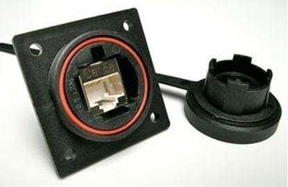 Picture of Ethernet Ethernet Low Flange Socket (ETN250S) Each