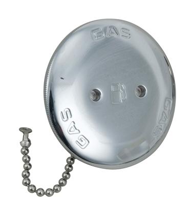Picture of Spare Cap W/Chain-Chrome Diesel Cap (0540DPD99A) Each