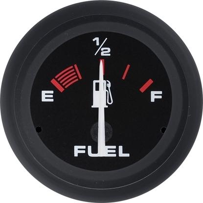 Picture of Amega Domed Fuel Level Gauge E-F (57902E) Each