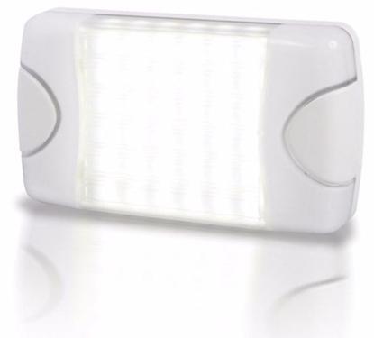 Picture of DuraLED 36 Utility Light Oblong White Light Spread Lens White Shroud (2JA 959 037-521) Each