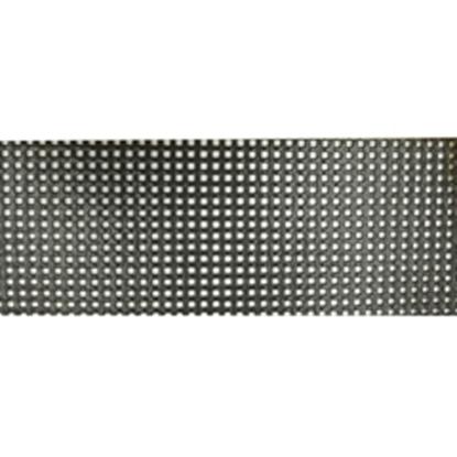 Picture of Heavy Duty Trampoline Mesh FR M2 1800mm Wide Black (392S2 black) Metre