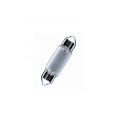Picture of Navigation Bulb 12v 10w base: SV8.5 Festoon (8GM 002 091-131) Each