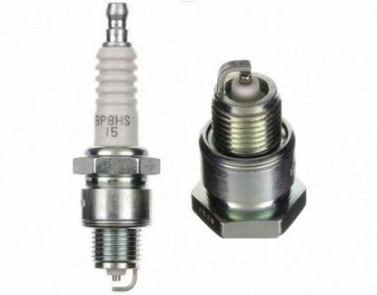 Picture of Spark Plug BP8HS-15 (BP8HS-15-NGK) Each