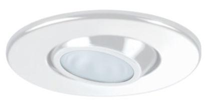 Picture of Yoko Warm Light 10-30V 1.5W White Finish (FASP1262B02CA00) Each