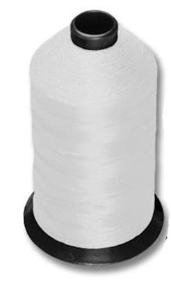 Picture of Bainbridge Thread Bonded Polyester V92 White (EX092WT) Spool