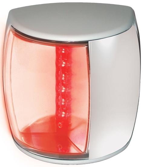 Picture of NaviLED PRO Acrylic Lens Red Port 2NM White Shroud (2LT 959 900-511) Each