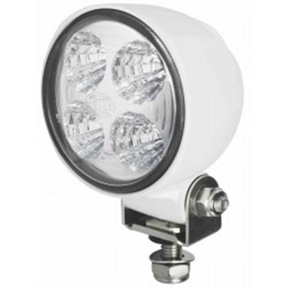 Picture of Module 70 LED Floodlight Gen 4 Close Range White Housing Bracket Mount (1G0 996 476-521) Each
