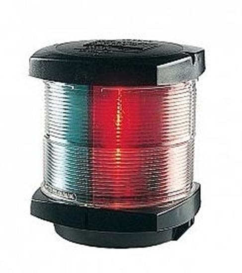 Picture of 2984 Series Tri Colour Nav Lamp 2NM Black Hsg 12v 25w BAY15d Horizontal Surface Mount IP55 (2LT 002 984-535) Each