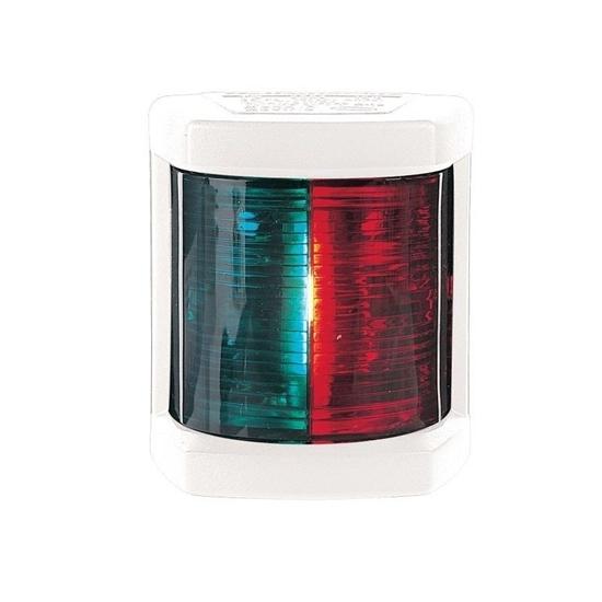 Picture of 3562 Series Bi Colour Nav Lamp 1NM White Hsg 12v 10w SV8.5 Vertical Surface Mount IP54 (2LT 003 562-145) Each