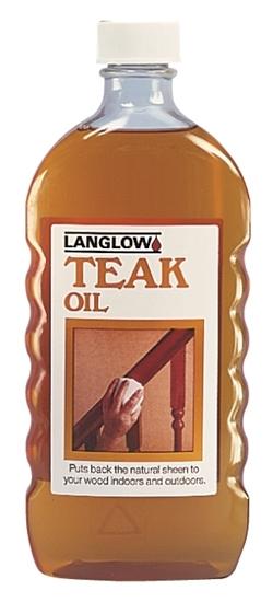 Picture of Teak Oil 500ml (1603200) Each