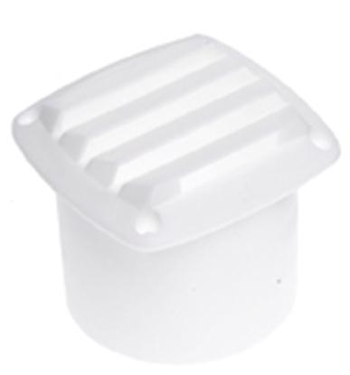 Picture of Plastic Ventilator 89x89mm White (481764) Each
