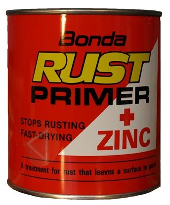 Picture of Bonda Rust Primer 2.5ltr (12250) Each