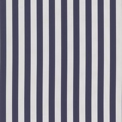 Picture of Sunbrella Stripes Navy 3722 137cm Wide (SJA 3722 137) Metre