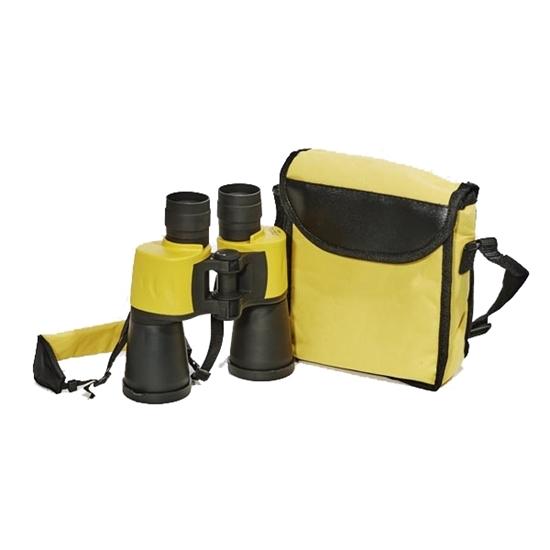 Picture of Binocular 7x50 Autofocus Black/Yellow (L2960084) Each