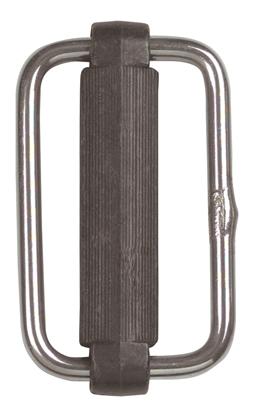 Picture of Sliding Bar Buckles 40mm Stainless Steel/Nylon (0102) Each