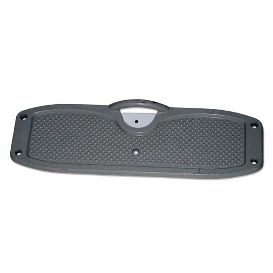 Picture of Black Aluminium Transom Pad 305x95mm (N0079305) Each