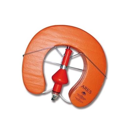 Picture of Horseshoe Buoy Set Orange (N1515370) Each