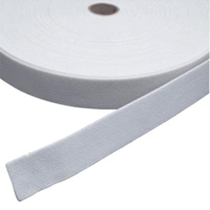 Picture of Batten Pocket Elastic 25mm White (W03/25MM) Metre