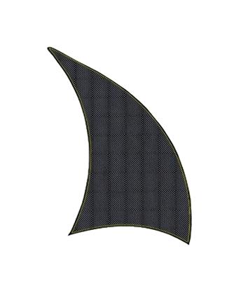 Picture of AIRX-600N Black 152cm (09017520E51102) Metre