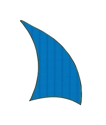 Picture of AIRX-650N Royal Blue 152cm (09017520E28354) Metre
