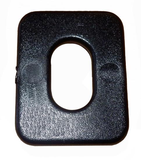 Picture of Permalock Fasteners Black Eyelet 2 Part (G161BK) Each