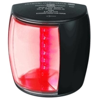 Picture of NaviLED PRO Acrylic Lens Red Port 2NM Black Shroud (2LT 959 900-501) Each