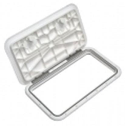Picture of IPS Door 8in x 14in Polar White (520-035) Each