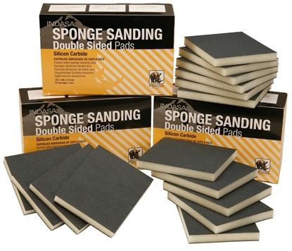 Picture of Sanding Sponge Pads 98x122x12mm Box 10 P120 (CSP-120) Each