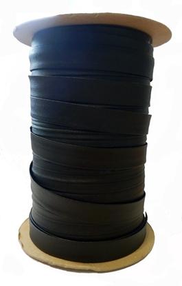Picture of Stamoid Vinyl Binding Tape Black Double Fold 19mm x 91m (E085BK) Reel