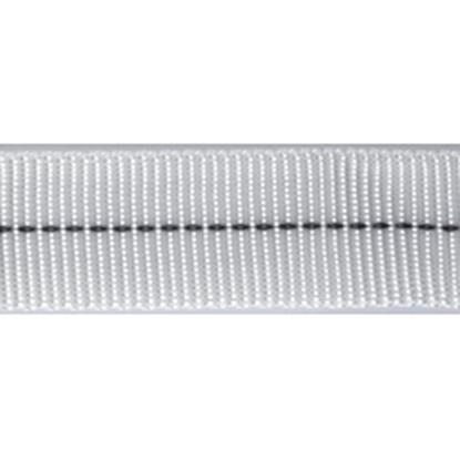 Picture of Webbing Standard Weight 12mm Nylon Black (E110NBK) Metre