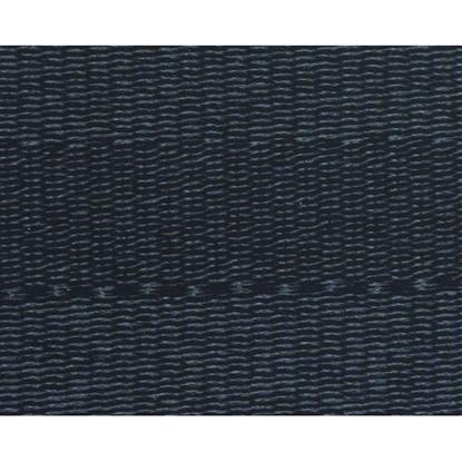 Picture of Webbing Seat Belt Style 38mm Polyester Black (E115BK) Metre