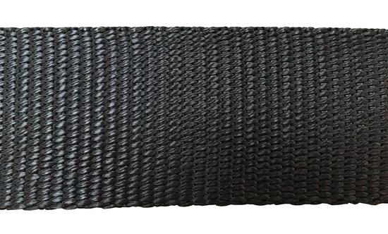 Picture of Webbing Dyneema 45mm Black (R2381045001 UHMWPE) Metre