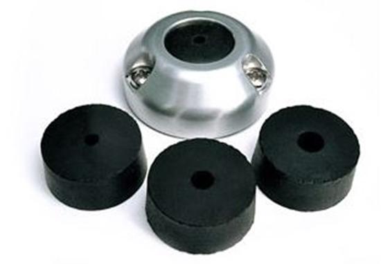 Picture of DG21 Split Seal Cable Gland Aluminium 4-9mm (DG21A) Each