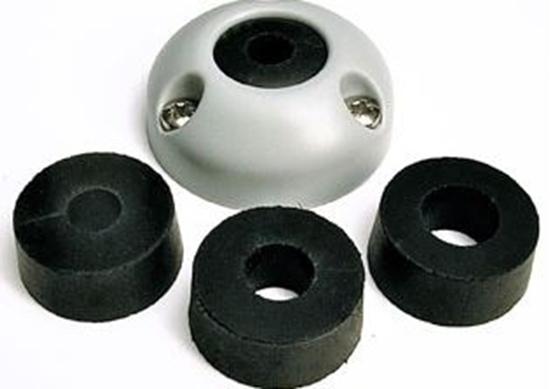Picture of DG21 Split Seal Cable Gland Grey Plastic 4-9mm (DG21P) Each