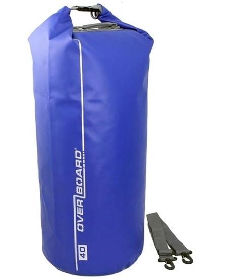 Picture of 40 Litre Dry Tube Bag Blue Waterproof 56cm x 29cm (OB1007B) Each