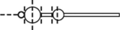 Picture of Gemini Luff Tape Triple Cord (LU600) Metre