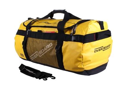 Picture of 90 Litre Adventure Duffel Yellow 39cm x 29cm x 70cm (OB1059Y) Each