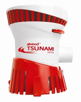 "Picture of Tsunami T500 GPH Bilge Pump 12V Barbed 3/4"" 29"" Wire (Aftermarket) (4606EC-7) Each"