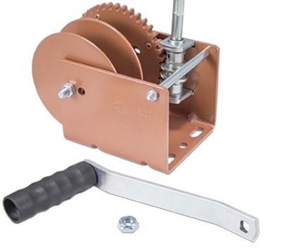 Picture of Worm Gear Winch 2000lb Split Reel/Handle Drive (WG2000SR/10973) Each