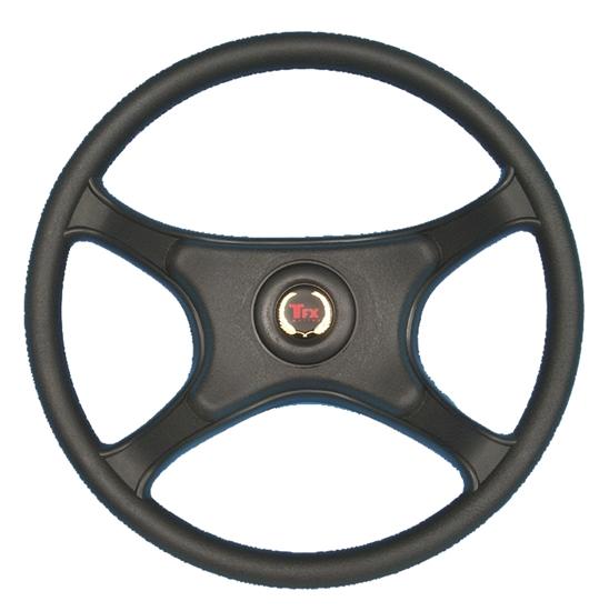 Picture of Garda Steering Wheel Black 335mm Hard Grip (PD8004/01) Each