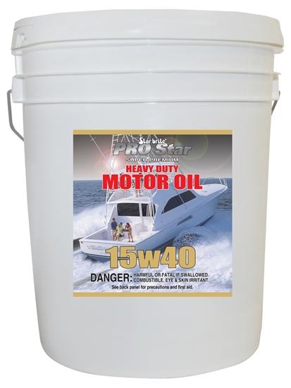 Picture of Super Prem HD Motor Oil SAE 15W 40 (028005) Each