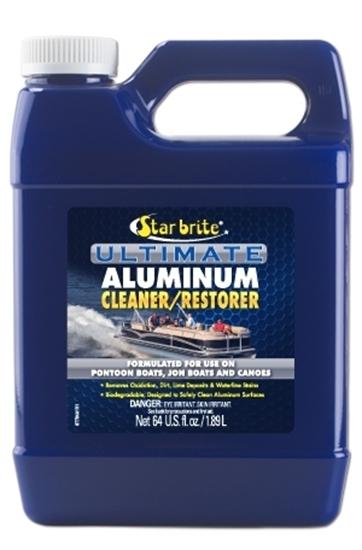 Picture of Ultimate Aluminium Cleaner/Restorer Acid Formula 1.89L (087764GF) Pack 4