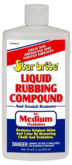 Picture of Liquid Rubbing Compound 500ml Medium Oxidation (081316GF) Each