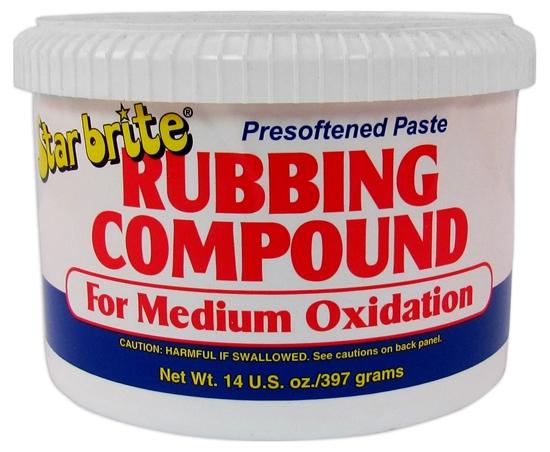 Picture of Rubbing Compound Paste 396g Medium Oxidation (082614GF) Each
