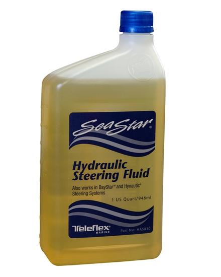 Picture of SeaStar Hydraulic Oil 32 fl oz - 1 Litre (HA5430) Each
