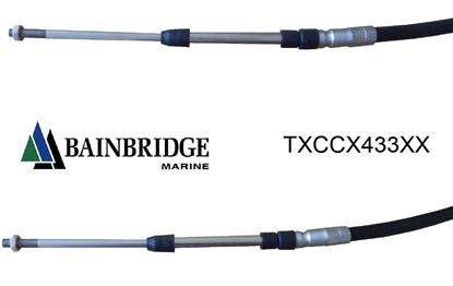 Picture of 43C Black Jacket Control Cable 13ft (3.96m) (CCX43313) Each