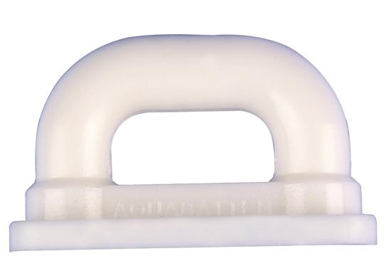 Picture of Bainbridge Sail Slide - Plastic Flat - 15.5mm  (A007) Pack 5